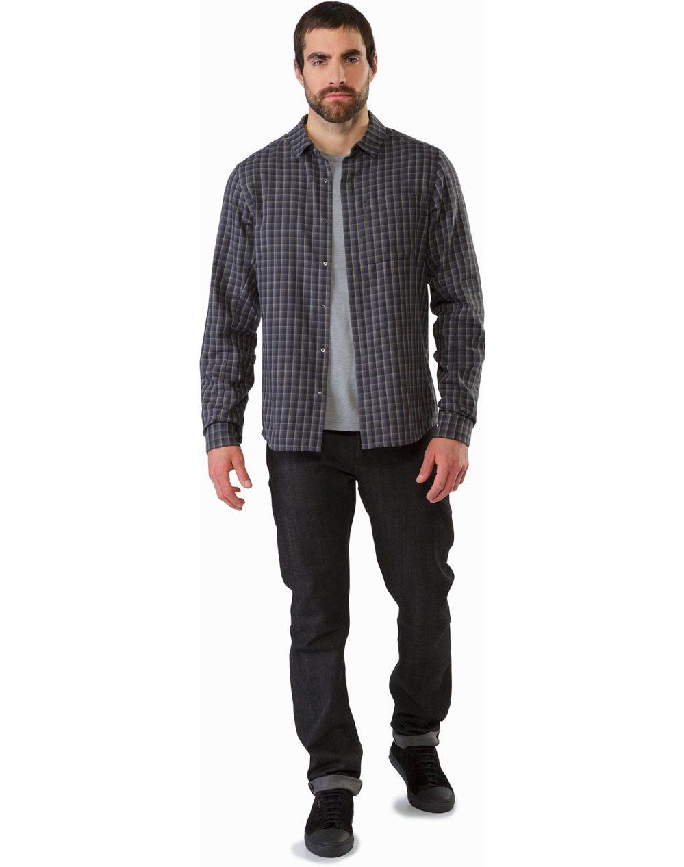 Bernal-Shirt-LS-Cartograph-Front-View
