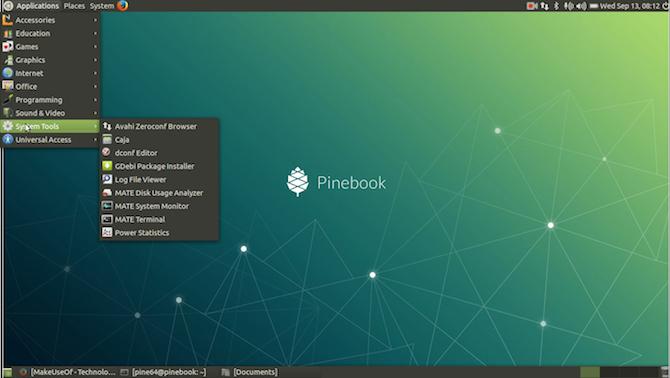 pinebook-screen