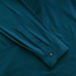 PERFORMANCE-LUXE-TEE-BUTTON-DOWN_UNTUCKIT_WRINKLE-FREE_SOLID_TEAL_6